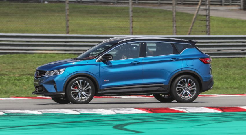 Proton X50 – 1.5T PFI port-injection three-cylinder turbo engine will be used on future Proton models Image #1186428