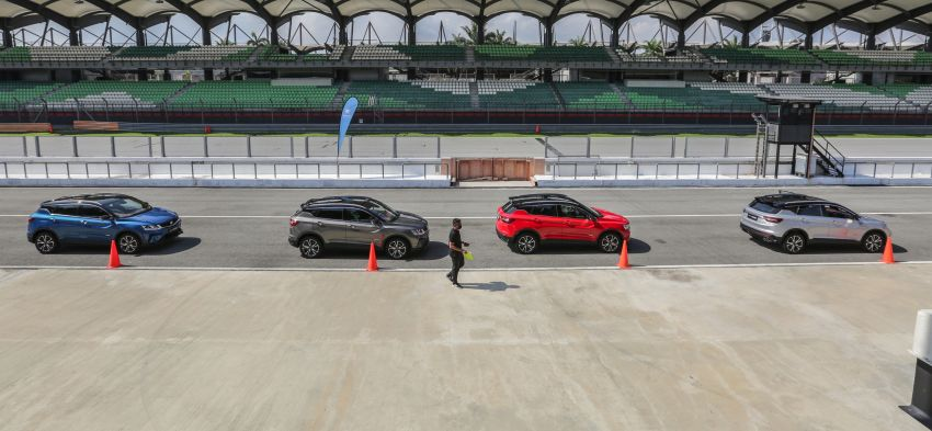Proton X50 – 1.5T PFI port-injection three-cylinder turbo engine will be used on future Proton models Image #1186429