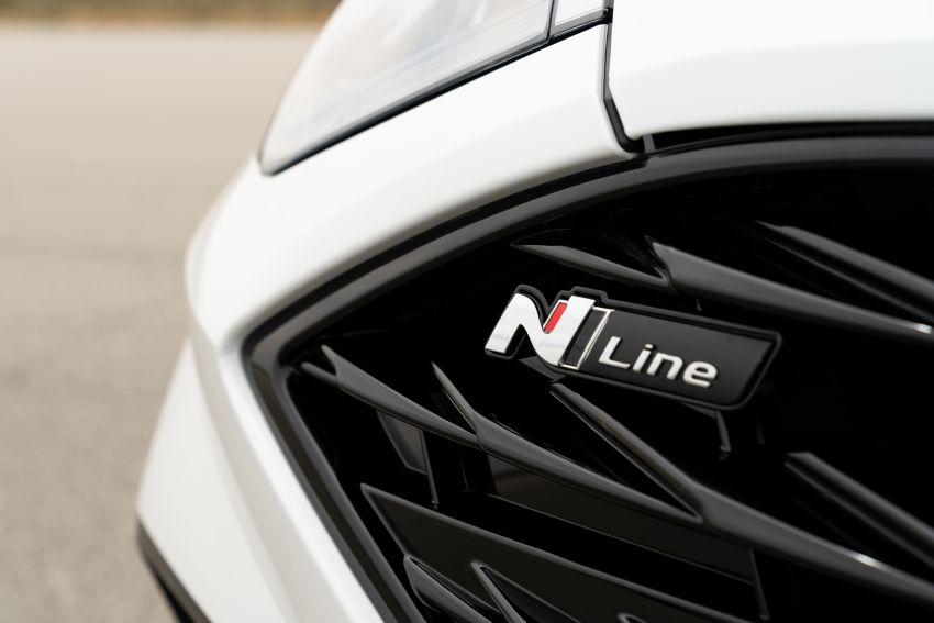 2021 Hyundai Sonata N Line – now with sportier looks Image #1180852