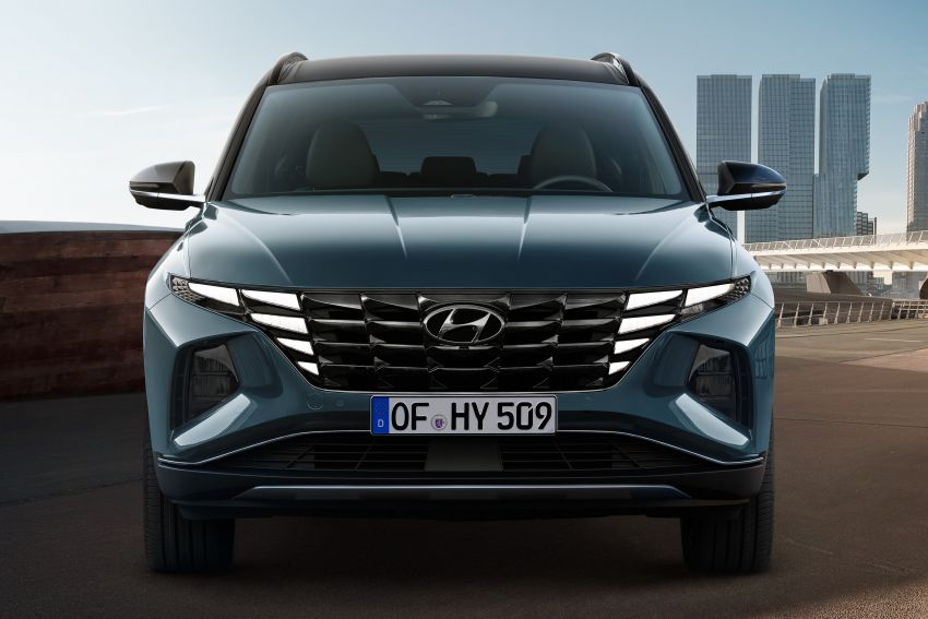 2021 Hyundai Tucson – fourth-gen SUV breaks cover Image #1176757