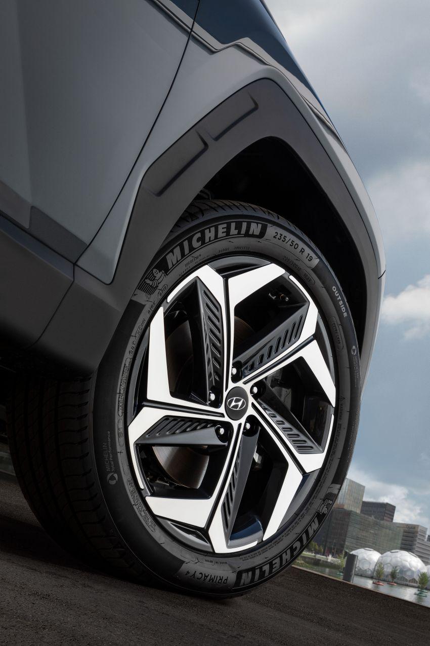 2021 Hyundai Tucson – fourth-gen SUV breaks cover Image #1176779