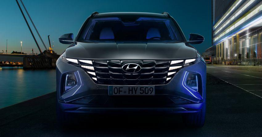 2021 Hyundai Tucson – fourth-gen SUV breaks cover Image #1176762