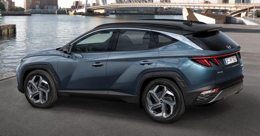 2021 Hyundai Tucson – fourth-gen SUV breaks cover Image #1176771