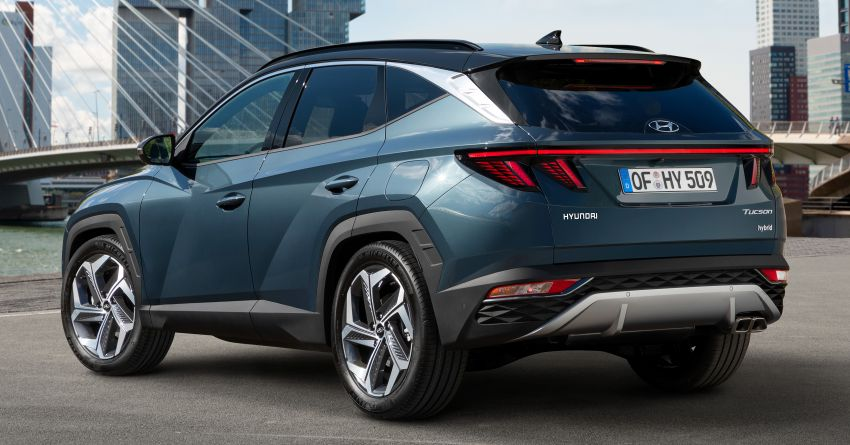 2021 Hyundai Tucson – fourth-gen SUV breaks cover Image #1176774