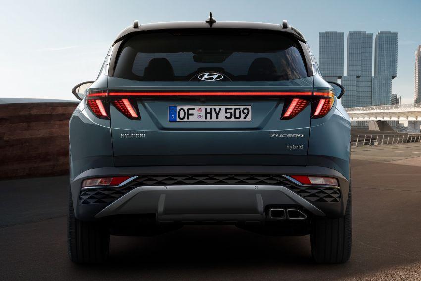 2021 Hyundai Tucson – fourth-gen SUV breaks cover Image #1176776
