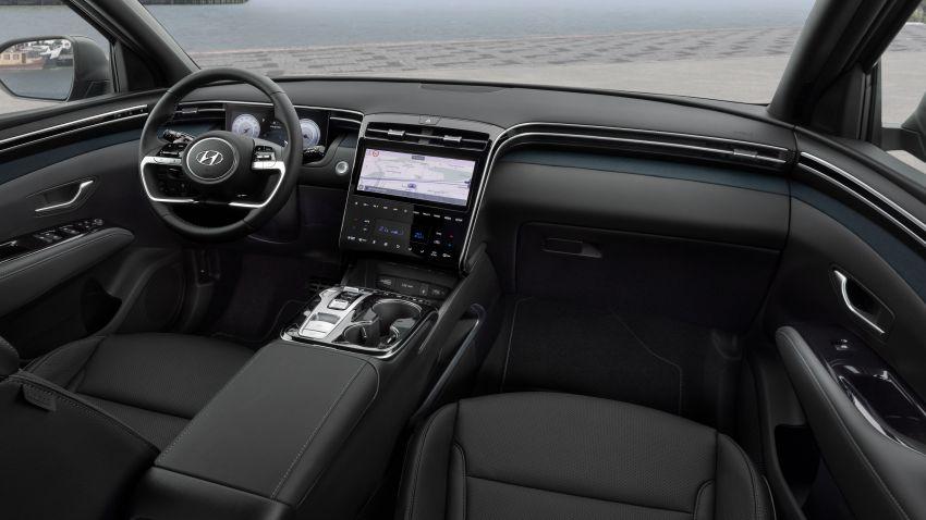 2021 Hyundai Tucson – fourth-gen SUV breaks cover Image #1176781