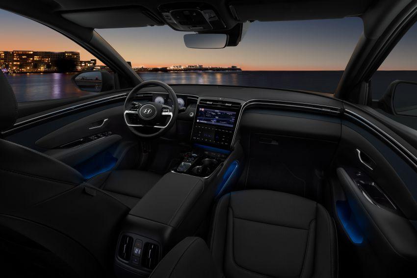 2021 Hyundai Tucson – fourth-gen SUV breaks cover Image #1176787