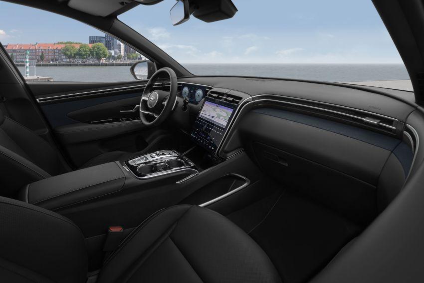 2021 Hyundai Tucson – fourth-gen SUV breaks cover Image #1176754