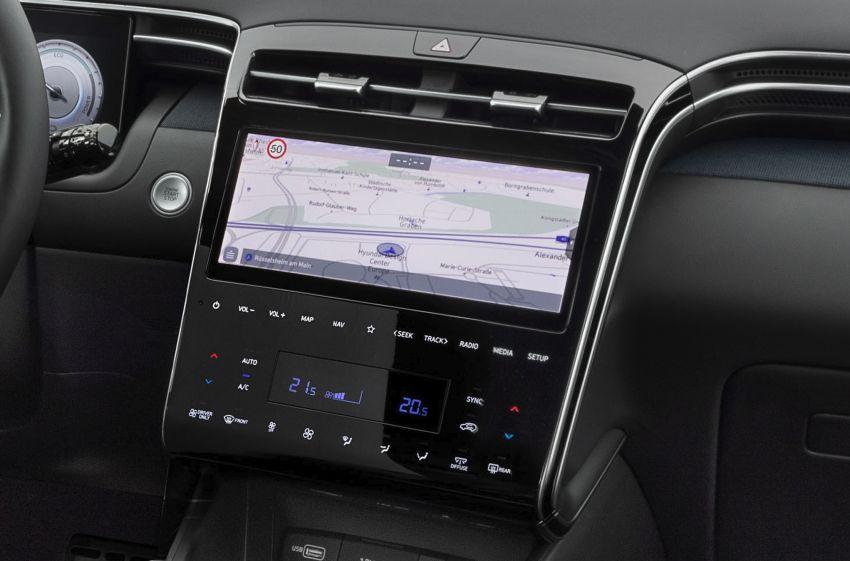 2021 Hyundai Tucson – fourth-gen SUV breaks cover Image #1177000