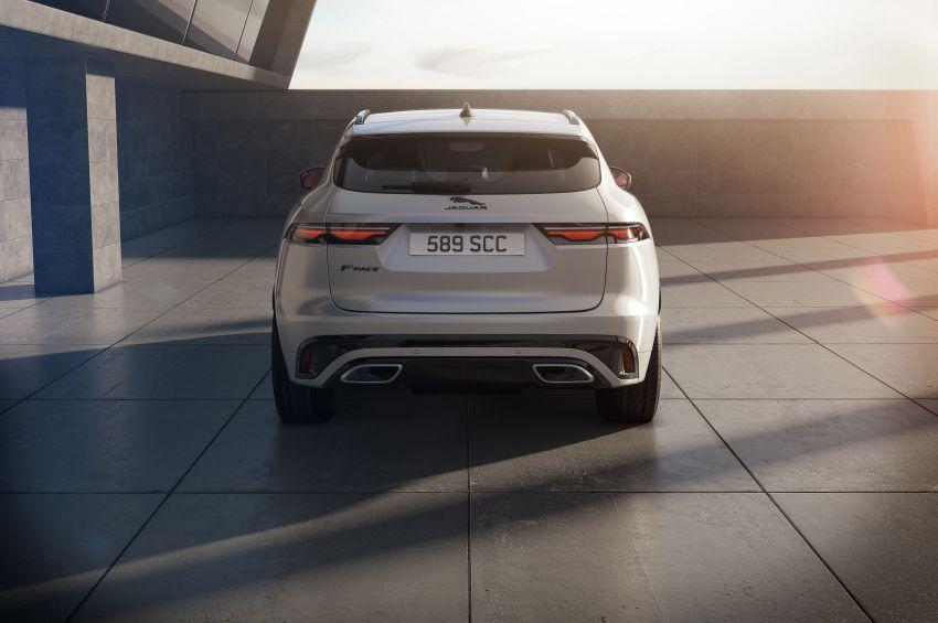 2021 Jaguar F-Pace – revised exterior and cabin, Pivi Pro, 404 PS/640 Nm P400e 2.0L turbo plug-in hybrid Image #1177032