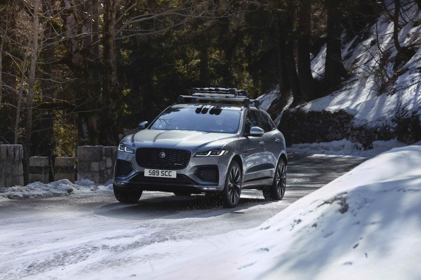 2021 Jaguar F-Pace – revised exterior and cabin, Pivi Pro, 404 PS/640 Nm P400e 2.0L turbo plug-in hybrid Image #1177097