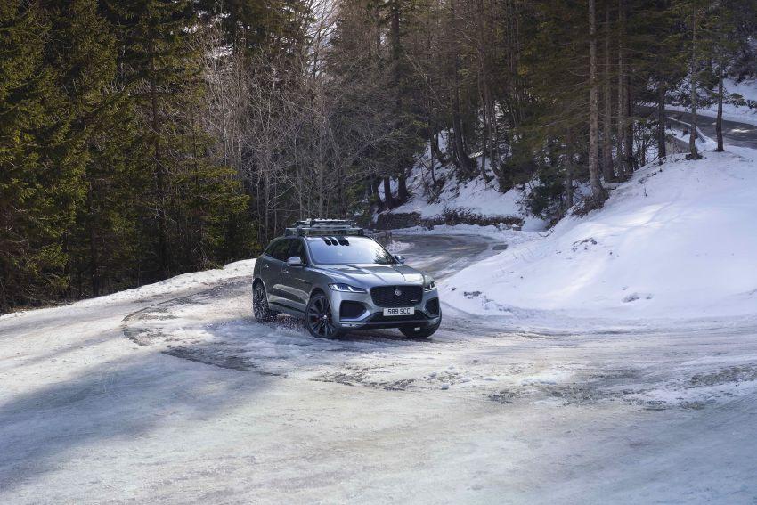 2021 Jaguar F-Pace – revised exterior and cabin, Pivi Pro, 404 PS/640 Nm P400e 2.0L turbo plug-in hybrid Image #1177086