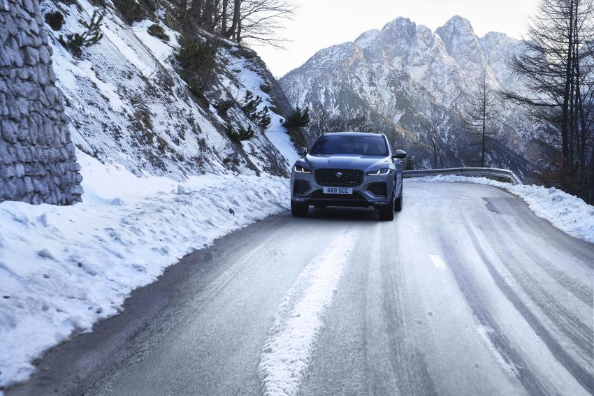 2021 Jaguar F-Pace – revised exterior and cabin, Pivi Pro, 404 PS/640 Nm P400e 2.0L turbo plug-in hybrid Image #1177092