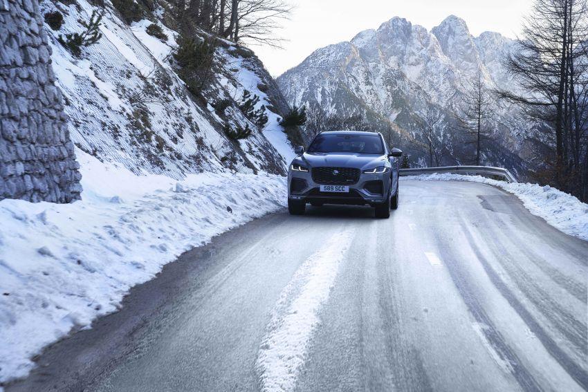 2021 Jaguar F-Pace – revised exterior and cabin, Pivi Pro, 404 PS/640 Nm P400e 2.0L turbo plug-in hybrid Image #1177092