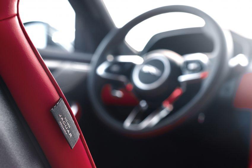 2021 Jaguar F-Pace – revised exterior and cabin, Pivi Pro, 404 PS/640 Nm P400e 2.0L turbo plug-in hybrid Image #1177141