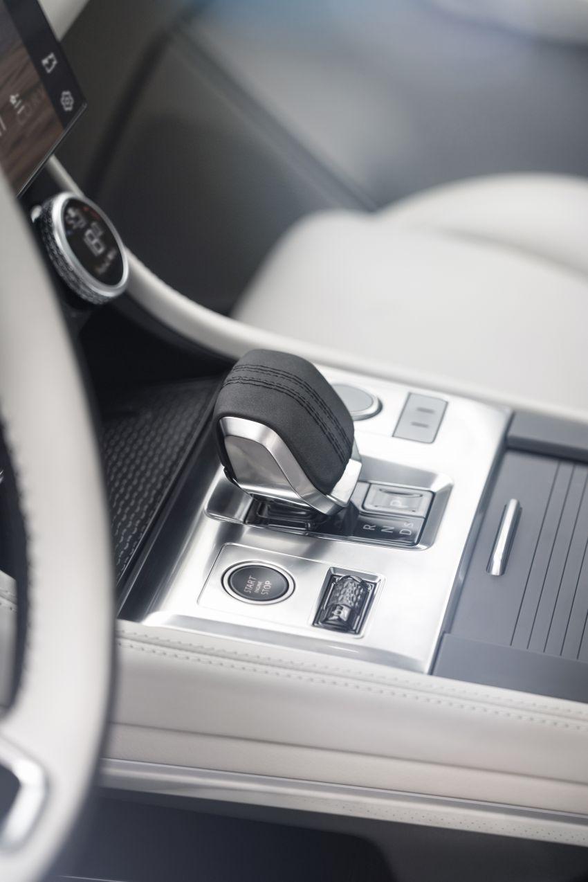 2021 Jaguar F-Pace – revised exterior and cabin, Pivi Pro, 404 PS/640 Nm P400e 2.0L turbo plug-in hybrid Image #1177127