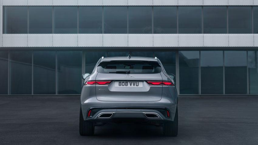 2021 Jaguar F-Pace – revised exterior and cabin, Pivi Pro, 404 PS/640 Nm P400e 2.0L turbo plug-in hybrid Image #1177026