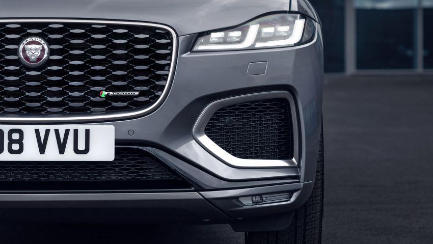 2021 Jaguar F-Pace – revised exterior and cabin, Pivi Pro, 404 PS/640 Nm P400e 2.0L turbo plug-in hybrid Image #1177023