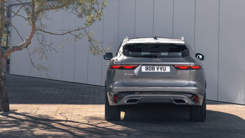 2021 Jaguar F-Pace – revised exterior and cabin, Pivi Pro, 404 PS/640 Nm P400e 2.0L turbo plug-in hybrid Image #1177015