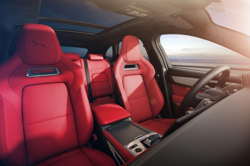 2021 Jaguar F-Pace – revised exterior and cabin, Pivi Pro, 404 PS/640 Nm P400e 2.0L turbo plug-in hybrid Image #1177116