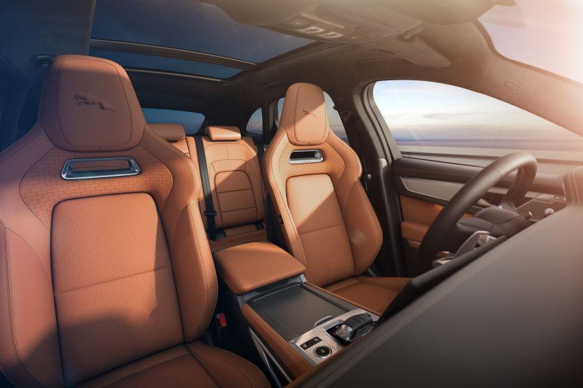 2021 Jaguar F-Pace – revised exterior and cabin, Pivi Pro, 404 PS/640 Nm P400e 2.0L turbo plug-in hybrid Image #1177112
