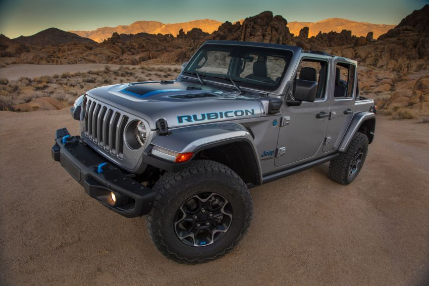 2021 Jeep Wrangler 4xe debuts – 375 hp/637 Nm 2.0L turbo twin-motor plug-in hybrid; 40 km electric range Image #1171370