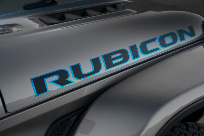2021 Jeep Wrangler 4xe debuts – 375 hp/637 Nm 2.0L turbo twin-motor plug-in hybrid; 40 km electric range Image #1171344