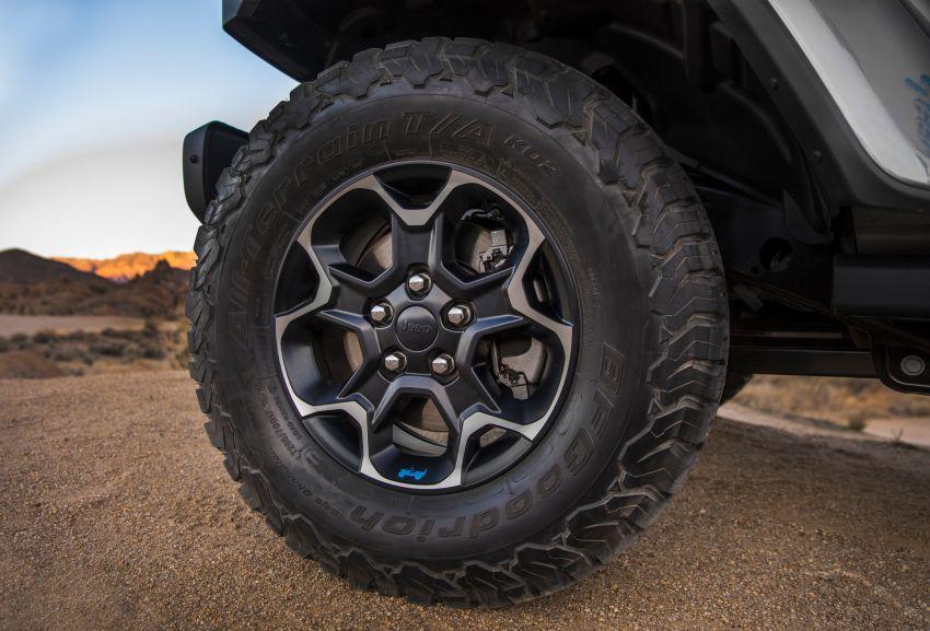 2021 Jeep Wrangler 4xe debuts – 375 hp/637 Nm 2.0L turbo twin-motor plug-in hybrid; 40 km electric range Image #1171339