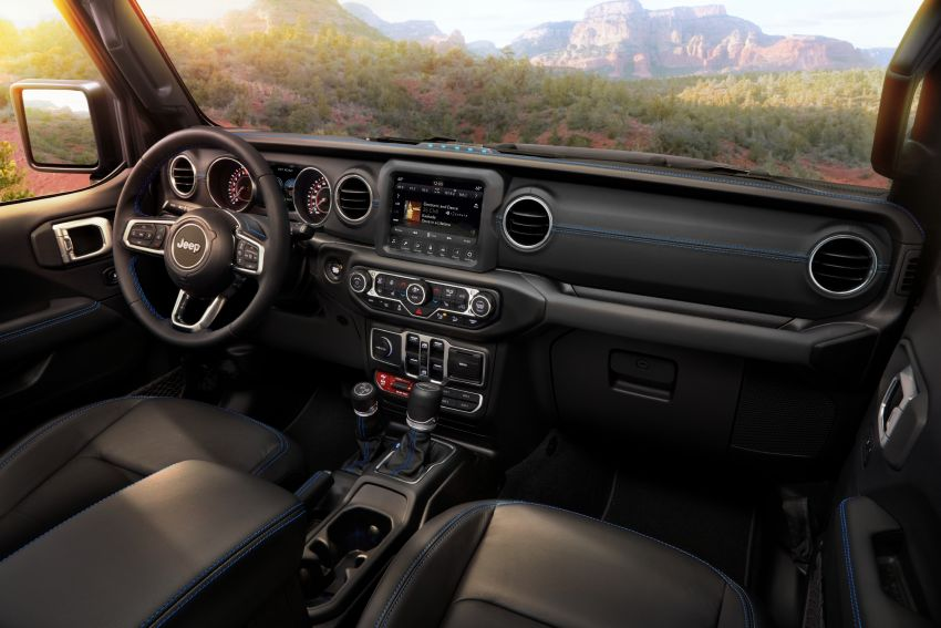 2021 Jeep Wrangler 4xe debuts – 375 hp/637 Nm 2.0L turbo twin-motor plug-in hybrid; 40 km electric range Image #1171338