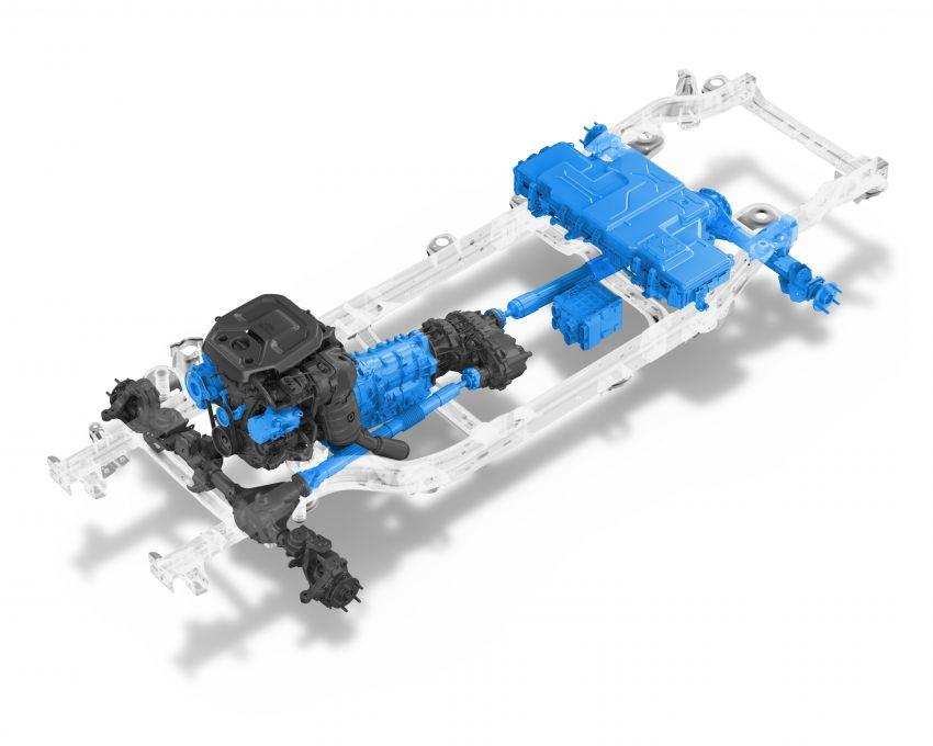 2021 Jeep Wrangler 4xe debuts – 375 hp/637 Nm 2.0L turbo twin-motor plug-in hybrid; 40 km electric range Image #1171322