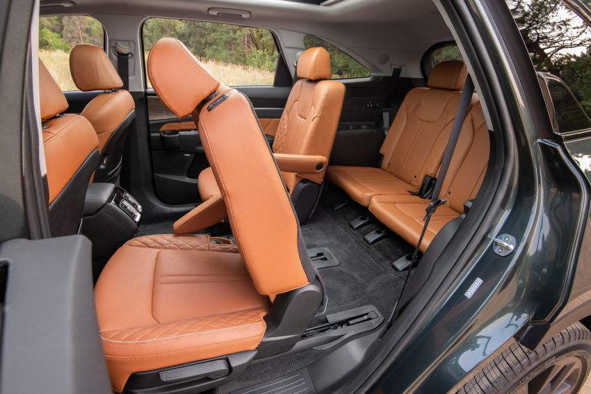 2021 Kia Sorento for the US – three-row SUV offered with four powertrains, six- or seven-seat layouts Image #1181392