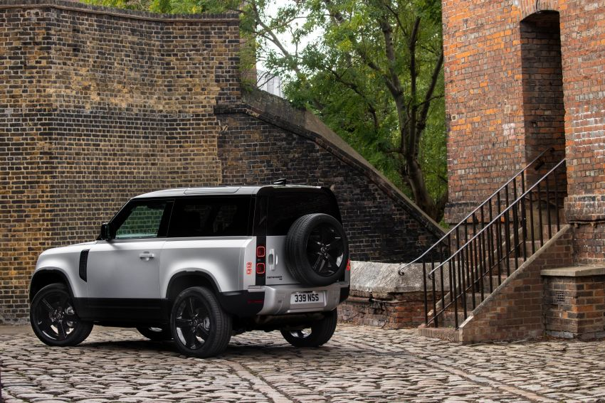 2021 Land Rover Defender – X-Dynamic trim variant, 404 PS P400e PHEV and inline-six Ingenium diesels Image #1173428