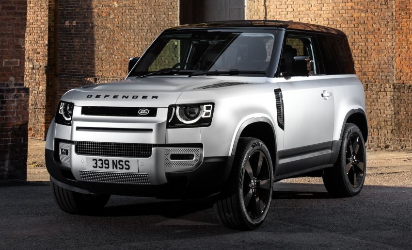 2021 Land Rover Defender – X-Dynamic trim variant, 404 PS P400e PHEV and inline-six Ingenium diesels Image #1173427