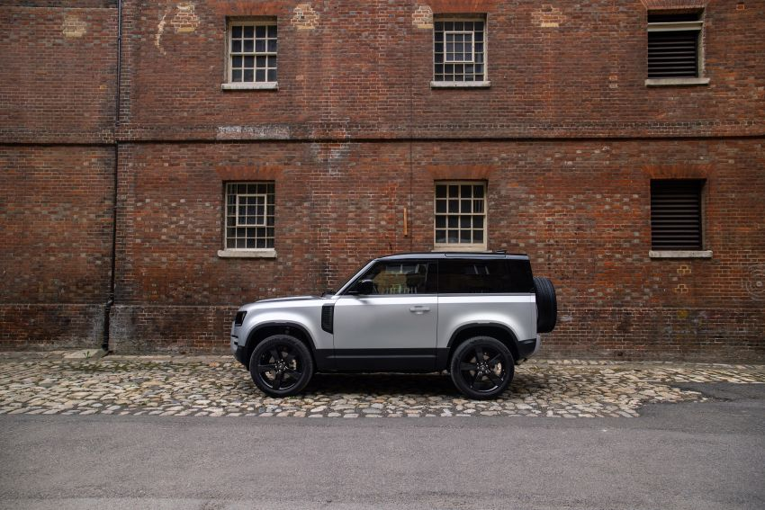 2021 Land Rover Defender – X-Dynamic trim variant, 404 PS P400e PHEV and inline-six Ingenium diesels Image #1173426