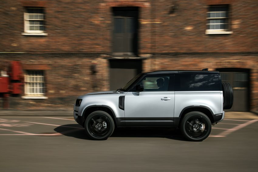 2021 Land Rover Defender – X-Dynamic trim variant, 404 PS P400e PHEV and inline-six Ingenium diesels Image #1173423