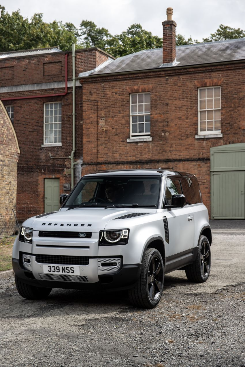 2021 Land Rover Defender – X-Dynamic trim variant, 404 PS P400e PHEV and inline-six Ingenium diesels Image #1173418