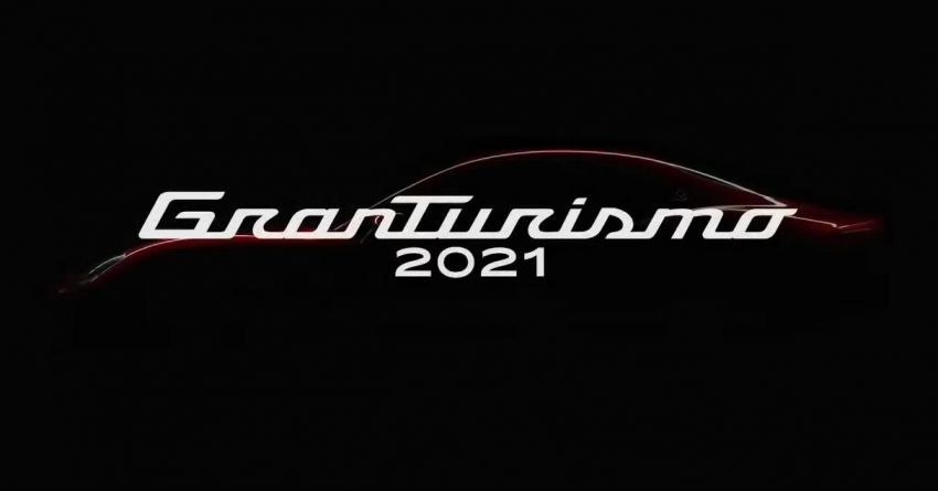 New Maserati GranTurismo teased ahead of debut in 2021 – revamped grand tourer will be brand's first EV Image #1174601