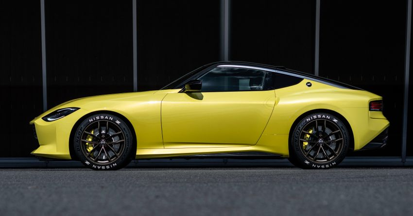 Nissan Z Proto – Fairlady gets V6 twin turbo & manual! Image #1177582