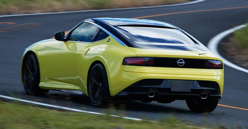 Nissan Z Proto – Fairlady gets V6 twin turbo & manual! Image #1177600