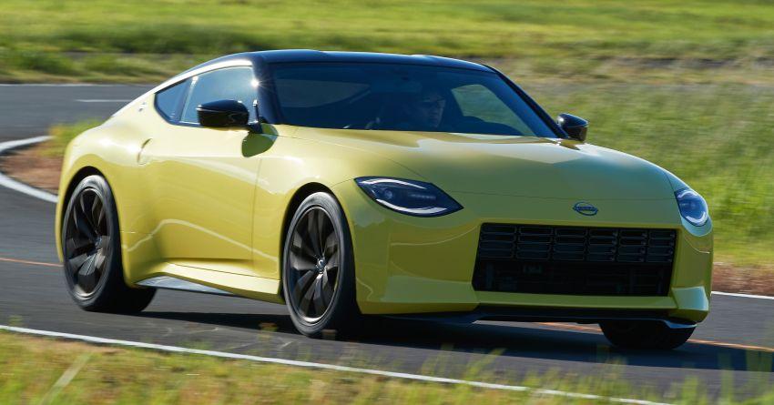 Nissan Z Proto – Fairlady gets V6 twin turbo & manual! Image #1177610