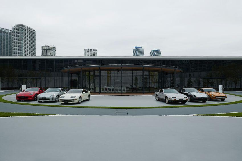 Nissan Z Proto – Fairlady gets V6 twin turbo & manual! Image #1177613