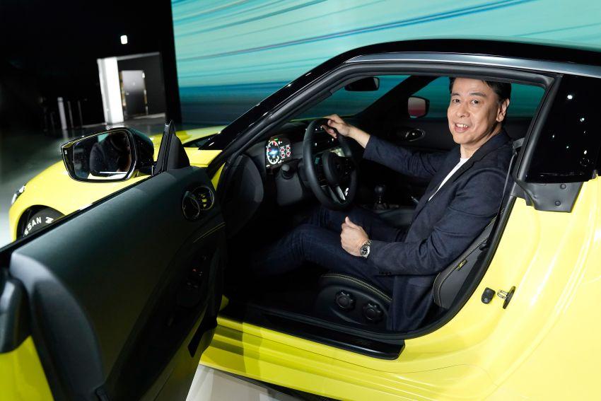 Nissan Z Proto – Fairlady gets V6 twin turbo & manual! Image #1177618