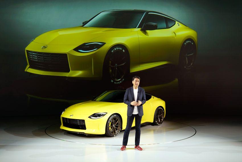 Nissan Z Proto – Fairlady gets V6 twin turbo & manual! Image #1177623