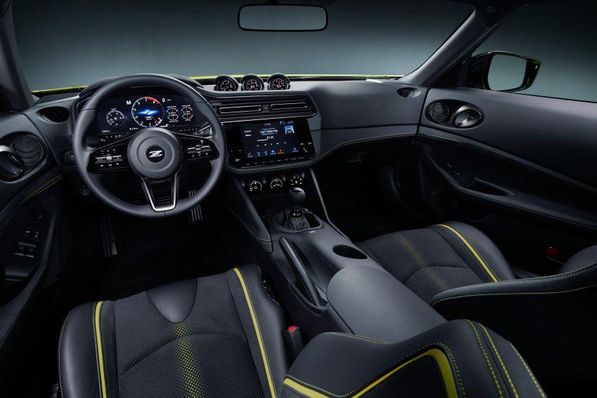 Nissan Z Proto – Fairlady gets V6 twin turbo & manual! Image #1177634