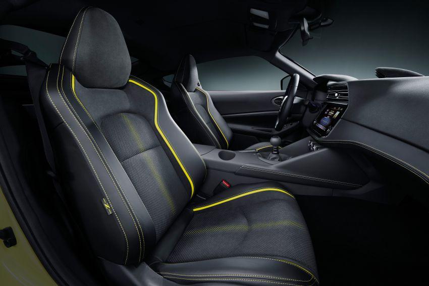 Nissan Z Proto – Fairlady gets V6 twin turbo & manual! Image #1177635
