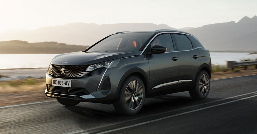 2021 Peugeot 3008 facelift debuts – bolder front face, updated cabin and tech, new PHEV variant with 225 hp Image #1169608