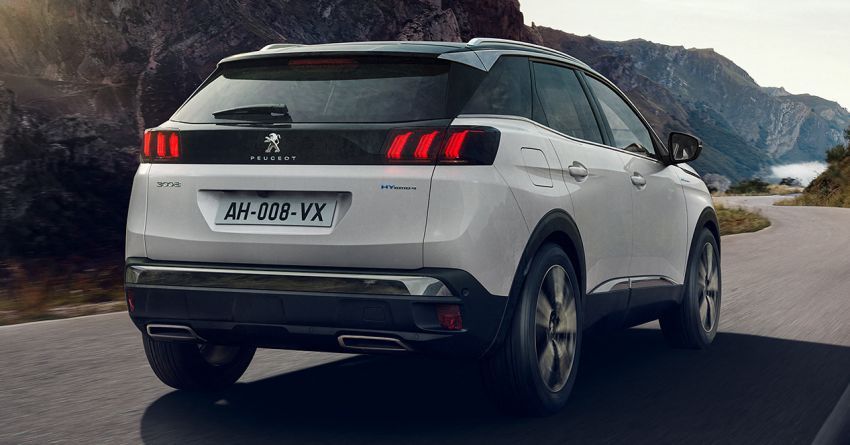2021 Peugeot 3008 facelift debuts – bolder front face, updated cabin and tech, new PHEV variant with 225 hp Image #1169613