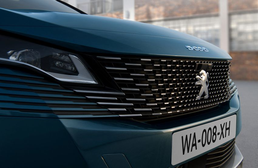 2021 Peugeot 5008 facelift debuts – seven-seater SUV gets same new face as the 3008, improved kit & safety Image #1170952