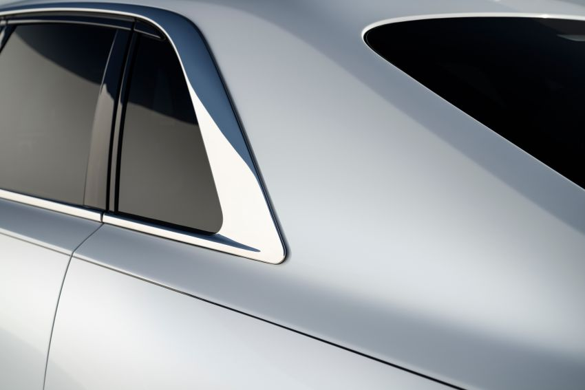 2021 Rolls-Royce Ghost unveiled – new aluminium architecture shared with Phantom, 563 hp 6.75L V12 Image #1169735