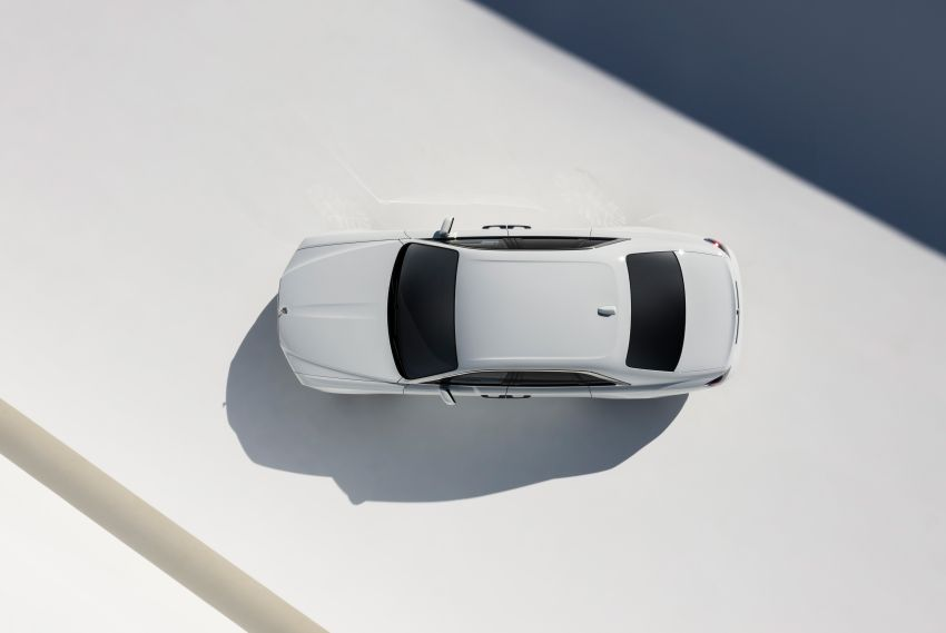 2021 Rolls-Royce Ghost unveiled – new aluminium architecture shared with Phantom, 563 hp 6.75L V12 Image #1169736